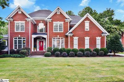 Simpsonville Single Family Home For Auction: 304 Shadowbrooke
