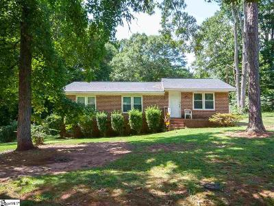 Greenville County Single Family Home For Sale: 226 Gin