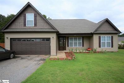 Single Family Home For Sale: 624 Kneewood