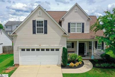 Easley Single Family Home Contingency Contract: 118 Hickory Run