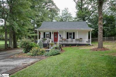 Travelers Rest Single Family Home Contingency Contract: 797 Langley