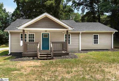 Travelers Rest Single Family Home For Sale: 5108 State Park
