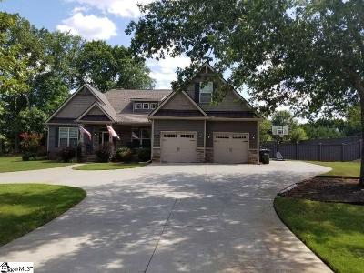 Taylors Single Family Home Contingency Contract: 105 Lynn