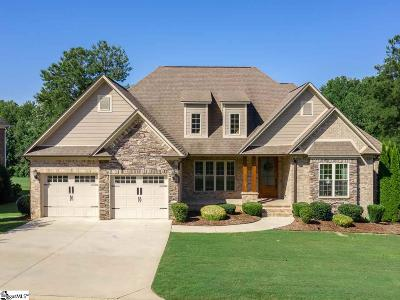 Inman Single Family Home For Sale: 336 S Woodfin Ridge
