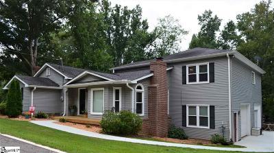 Easley Single Family Home For Sale: 197 Deer Creek