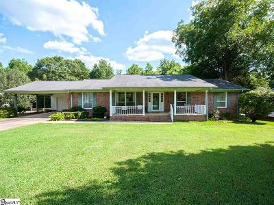 Piedmont Single Family Home Contingency Contract: 520 Emily