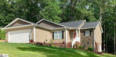 Easley Single Family Home Contingency Contract: 5120 Sunset