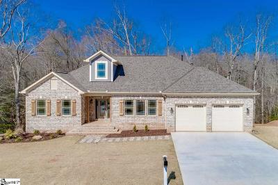 Taylors Single Family Home For Sale: 225 Wood River
