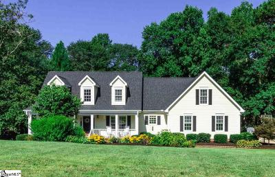 Easley Single Family Home For Sale: 104 S Clearstone