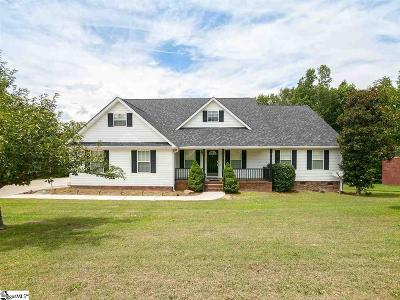 Easley Single Family Home Contingency Contract: 137 Upper Lake