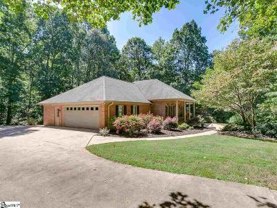 Spartanburg Single Family Home For Sale: 213 Woodridge