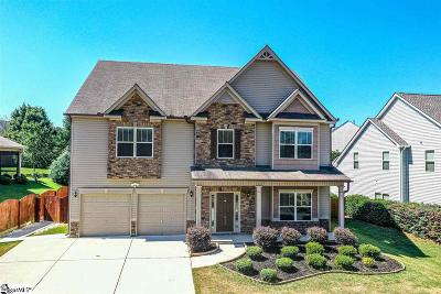 Creekwood Single Family Home Contingency Contract: 415 River Summit