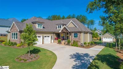 Taylors Single Family Home For Sale: 201 Kittansett