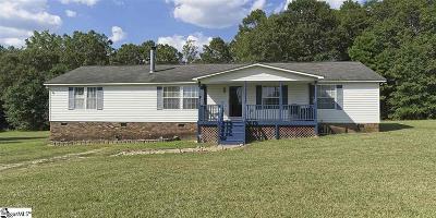 Piedmont Single Family Home For Sale: 49 Gunter