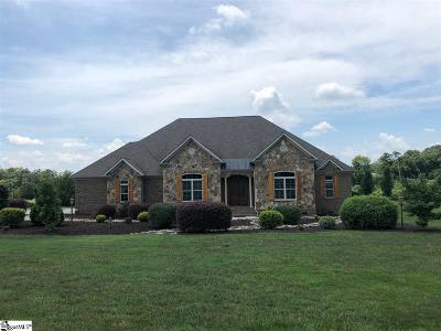 Piedmont Single Family Home For Sale: 2722 Fork Shoals