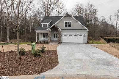Piedmont Single Family Home For Sale: 126 Cravens Creek