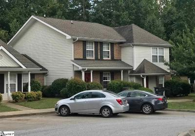 Greenville County Condo/Townhouse Contingency Contract: 633 Bear