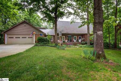 Easley Single Family Home Contingency Contract: 104 Cindy