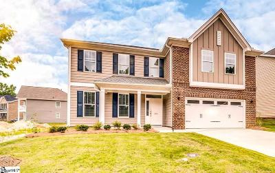 Greer Single Family Home For Sale: 208 Easton Meadow