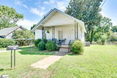 Easley Single Family Home Contingency Contract: 211 S 4th