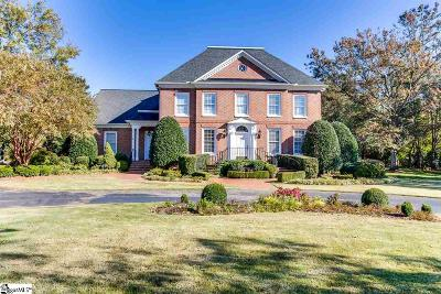 Simpsonville Single Family Home For Sale: 226 Kilgore