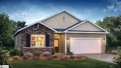 Piedmont Single Family Home Contingency Contract: 4 Crossway