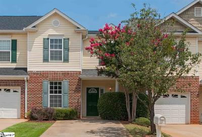 Chartwell Estates Condo/Townhouse For Sale: 822 Chartwell