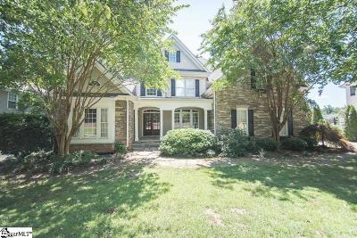 Simpsonville Single Family Home For Sale: 204 Netherland