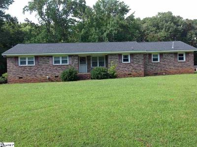 Clinton Single Family Home For Sale: 163 Longleaf