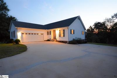 Laurens Single Family Home For Sale: 206 W Peninsula