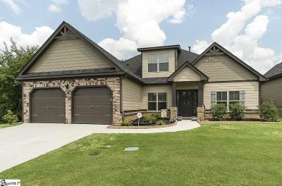 Morning Mist Single Family Home For Sale: 511 Tulip Tree