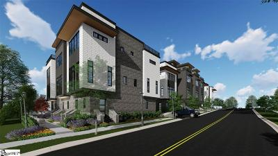 Greenville Condo/Townhouse Contingency Contract: 102 Oneal #Unit B4