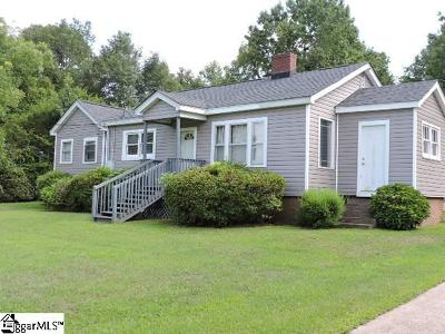 Travelers Rest Single Family Home For Sale: 395 Sam Langley