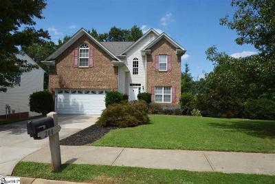Mauldin Single Family Home For Sale: 200 Woodvine