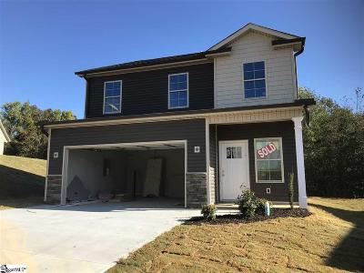 Palmetto Valley Single Family Home Contingency Contract: 137 Palmetto Valley