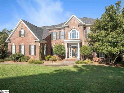 Greer Single Family Home For Sale: 112 Water Mill