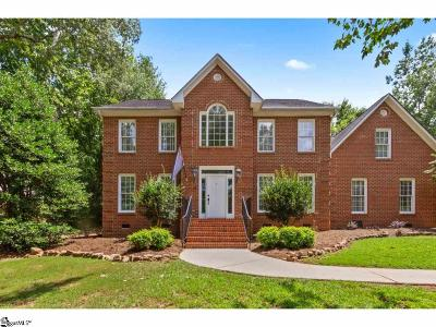 Anderson Single Family Home For Sale: 128 Newington