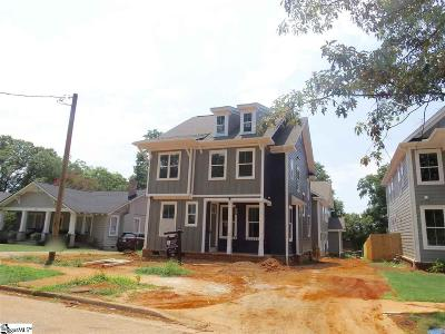 Augusta Road Condo/Townhouse For Sale: 102 A & B Ladson