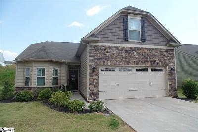 Easley Single Family Home Contingency Contract: 130 Caledonia