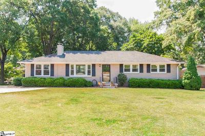 Gower Estates Single Family Home Contingency Contract: 626 Carolina