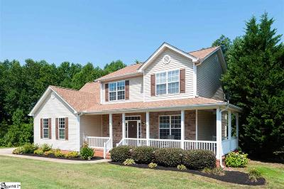 Travelers Rest Single Family Home For Sale: 112 Faust