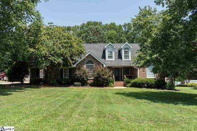 Breckenridge Single Family Home Contingency Contract: 329 Trantham