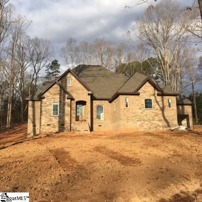 Spartanburg Single Family Home Contingency Contract: 636 Breckenwood