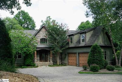 Travelers Rest Single Family Home For Sale: 119 Courtside
