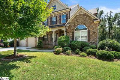 Simpsonville Single Family Home For Sale: 124 Creek Shoals