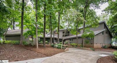 Easley Single Family Home For Sale: 102 Old Saluda Dam