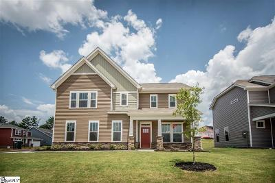 Katherine's Garden Single Family Home For Sale: 601 Delsey