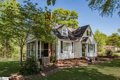 Easley Single Family Home Contingency Contract: 102 Parkway