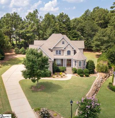 Greer Single Family Home Contingency Contract: 26 Riverbanks