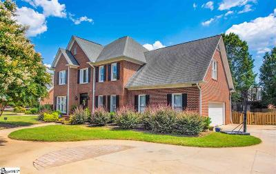 Simpsonville Single Family Home For Sale: 9 English Oak